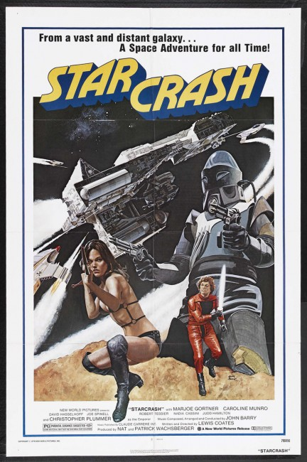week one starcrash art