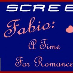 Fabio: A Time for Romance