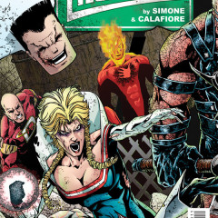 Surviving Megalopolis #1