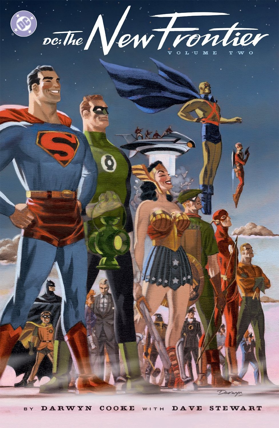 DC: The New Frontier, 2005.