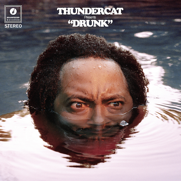 Thundercat - Drunk - Front & Back Cover